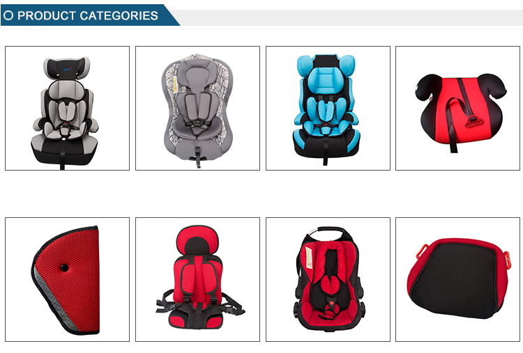 High quality safety kids seat car booster seat for baby