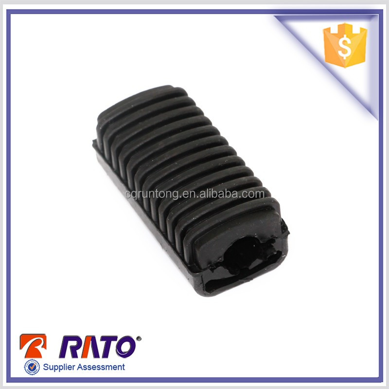 China professional motorcycle tire Step Rubber of rubber parts for sale
