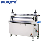 PVC Plywood MDF Door Glass UV Vacuum Laminating Machine