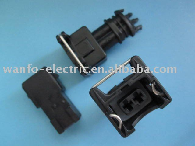 Amp Wiring Connector 2 Pins - Buy Automotive Connector,2 Pins ...