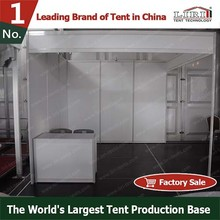 3*3 Standard Display Shell Scheme Booth For Exhibition Trade Show