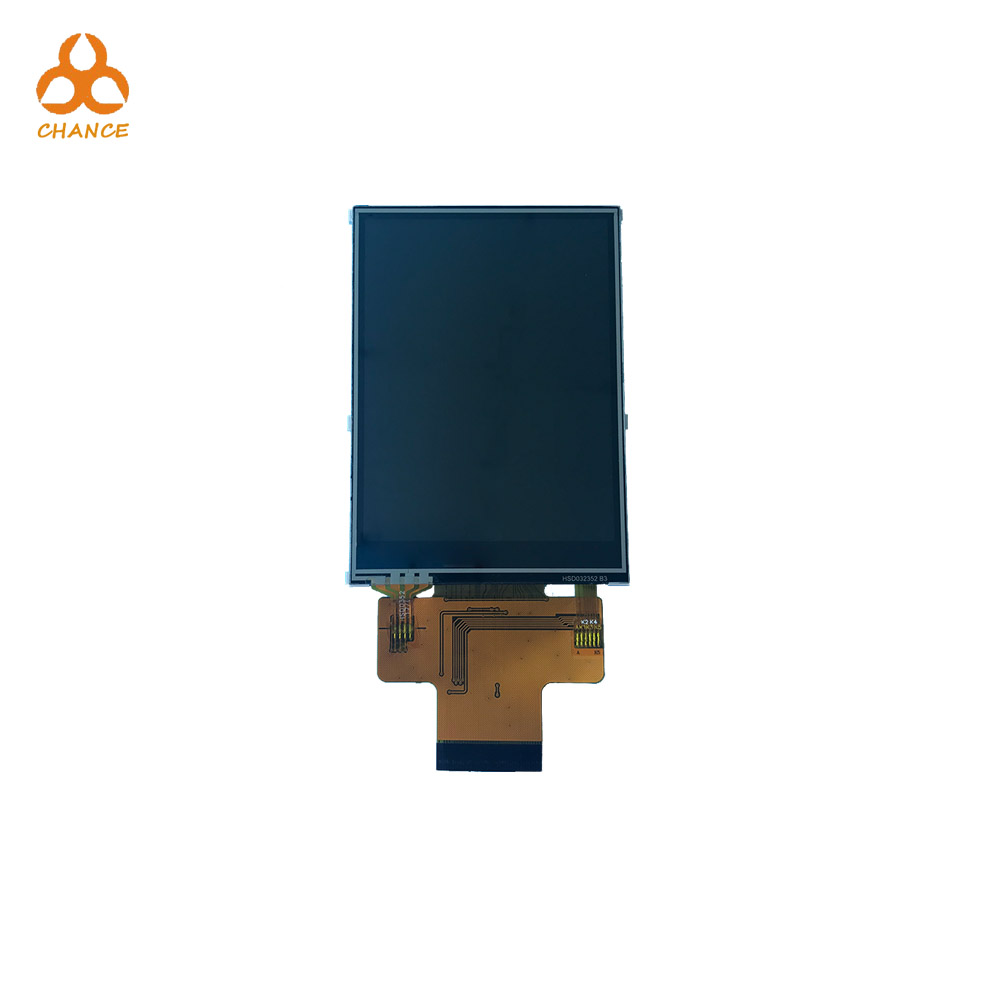 3.2 inch lcd display 240*320 MCU interface TFT lcd module with resistive touch panel