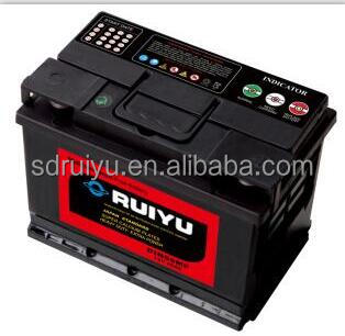 Good product 12V 150Ah MFDIN150 mf rc auto truck battery for car