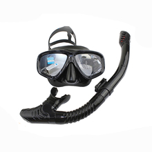 Professionale sport acquatici immersioni Silicone <span class=keywords><strong>scuba</strong></span> nuotata snorkel maschera <span class=keywords><strong>set</strong></span>