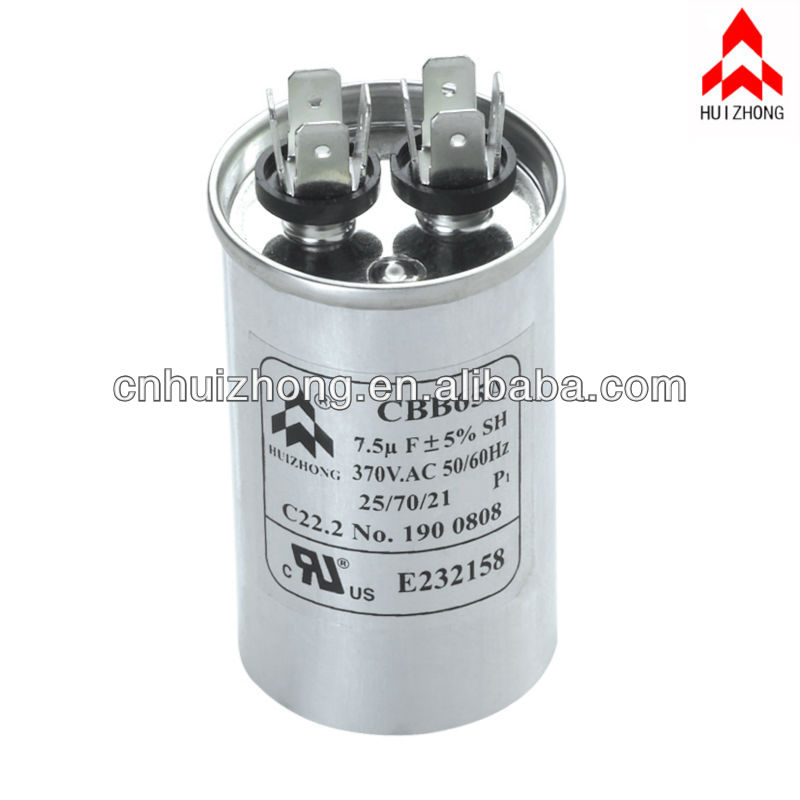 Electric power saver capacitor