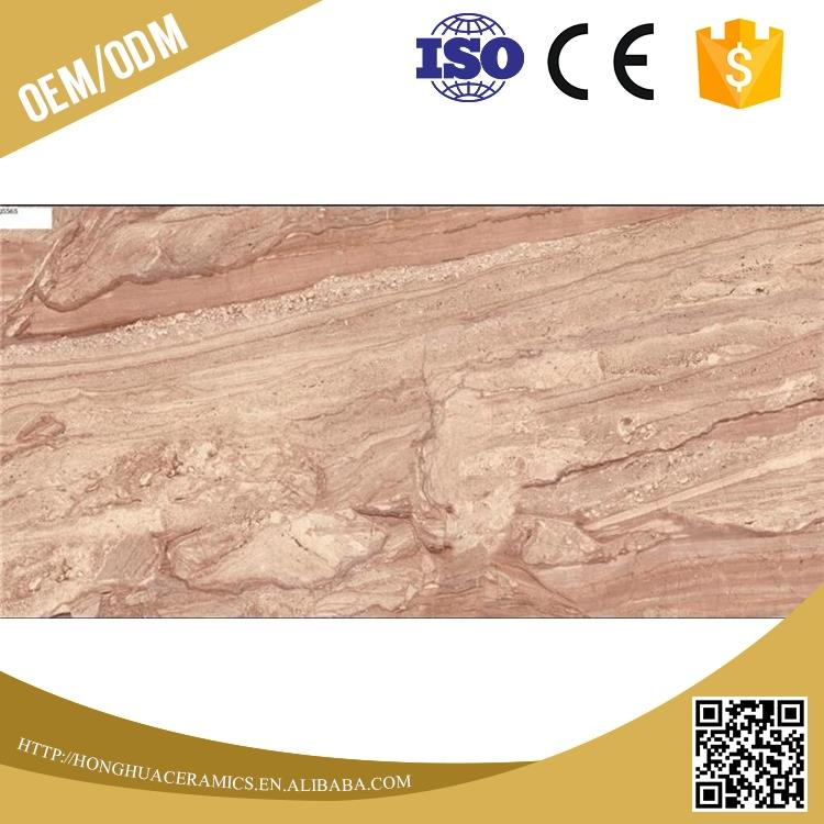 600x1200x5.5mm EP thin panel semi-polished floor wall tile for bathroom wall art tile porcelain