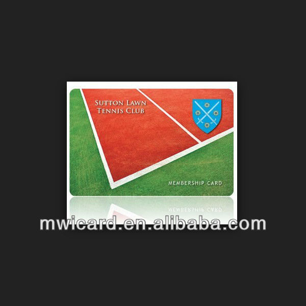 Top Factory Fashionable ID Card Template