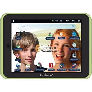 New Lexibook Kids Tablet Advance 2 - Lexibook Cloud - Office Suite - 12,000 Apps - Multimedia - Skill Learning - 15 Languages App - (Type of Product:Kids Computers) - New