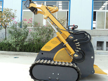 China Supplier Agricultural Industry Tools Mini Track Loader On ...