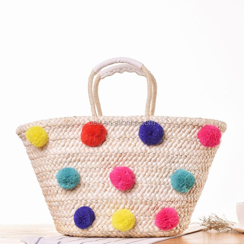 9395b9b97b China straw beach basket wholesale 🇨🇳 - Alibaba