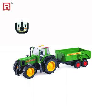 Coche Juguete Plástico Niños Plástico Camión Granja rc camión Para Los Rc Granja Tractor Buy De stQdhr