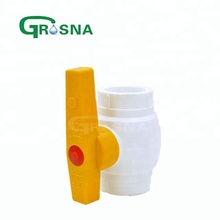 Grosna 고품질 DN20mm PP-R 스틸 <span class=keywords><strong>볼</strong></span> <span class=keywords><strong>밸브</strong></span> 플라스틱 4 인치 ppr <span class=keywords><strong>pvc</strong></span> <span class=keywords><strong>볼</strong></span> <span class=keywords><strong>밸브</strong></span> 배관