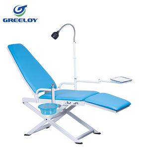 easy transportation type dental foldable dental chair Italy