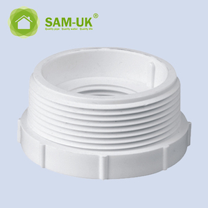 CHINA FACTORY PVC TUBE FITTINGS FEMALE AND MALE ADAPTER
