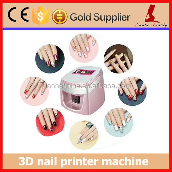 Beauty Salon 3d Nail Printer Nail Art Printer Machine Buy Nail