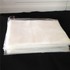 pva water soluble plastic film packaging bag eco-friendly pva dissolving laminated bag for carp fishing bait