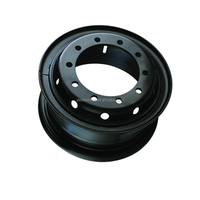 steel wheel rim manufacturer