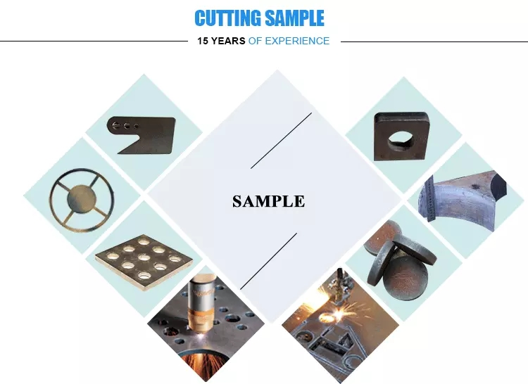 Oxy Fuel cnc flame/plasma cutter oem manufacturer for cutting various shapes
