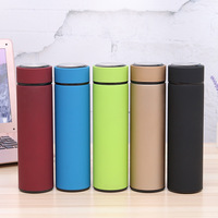 2019 new style colorful coffee flask thermos custom flask thermos promotion gift set