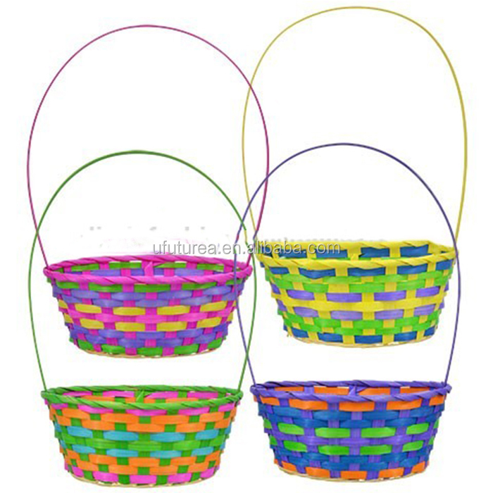 China easter bamboo basket wholesale alibaba negle Choice Image
