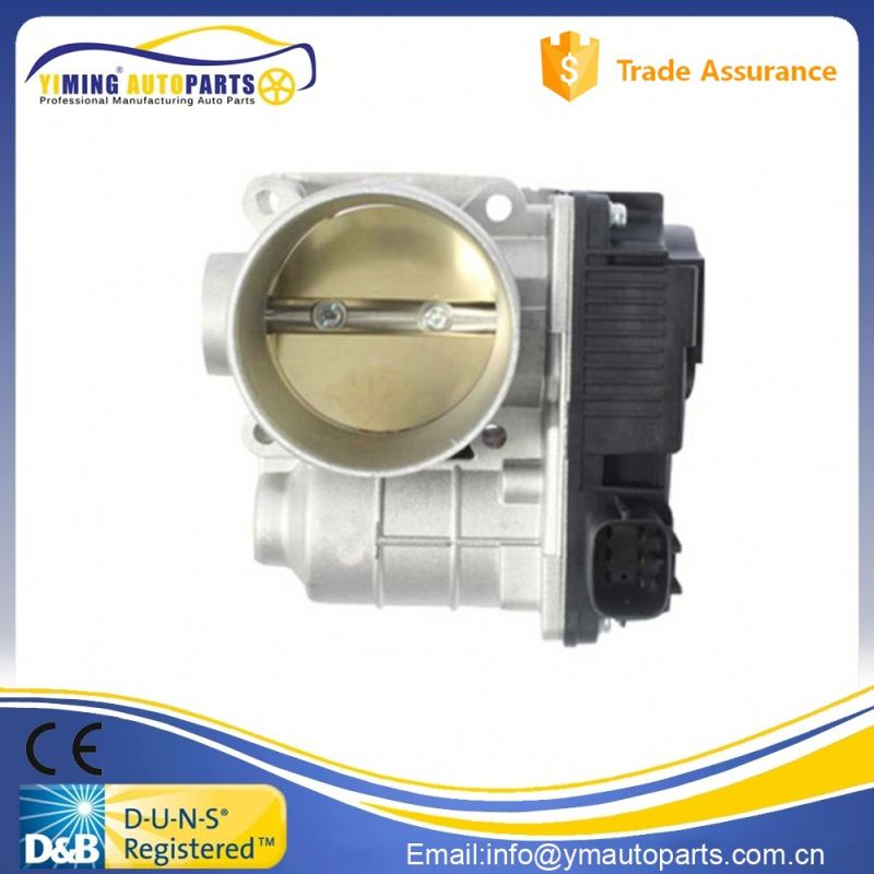THROTTLE BODY GENUINE For X-Trail T30 Primera P12 16119-8H300 16119-8H301 16119-8H30A 16119-8H303 16119-8H30C