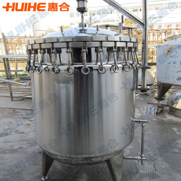 300L High Pressure Stainless Steel Cooking Pot