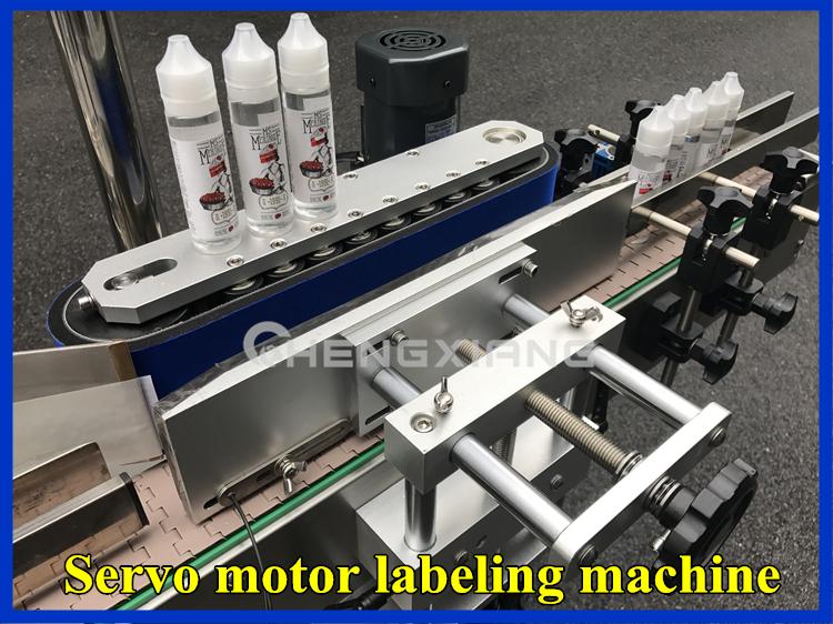 Precio de fábrica de labaling máquina de etiquetado para botellas