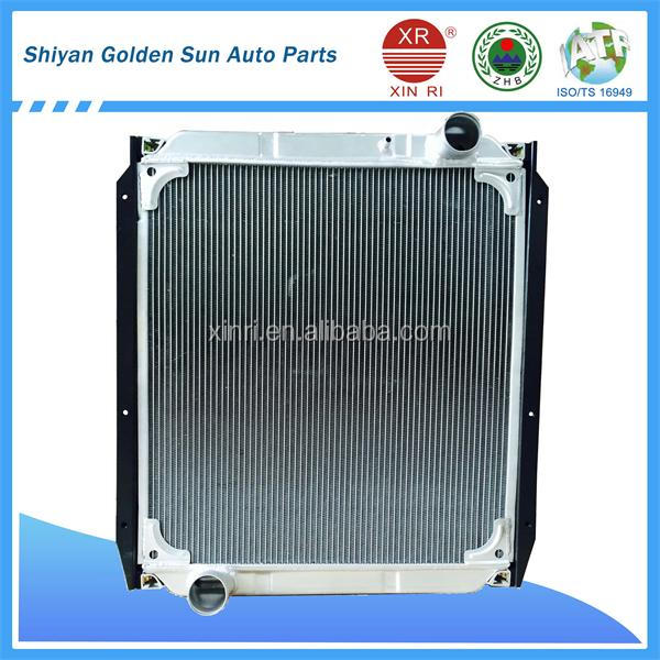 Kamaz 5320 complete aluminum radiator for kamaz spare parts