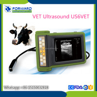 Portable cheap veterinary ultrasound machine/ dog pig sheep cow horse pregnancy test ultrasound