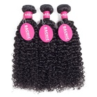 Brazilian Kinky Curly Hair 3 Bundles DaChic 100% Human Hair Weave Bundles 100g/pcs No Tangle Full Bouncy Virgin Hair Extensions