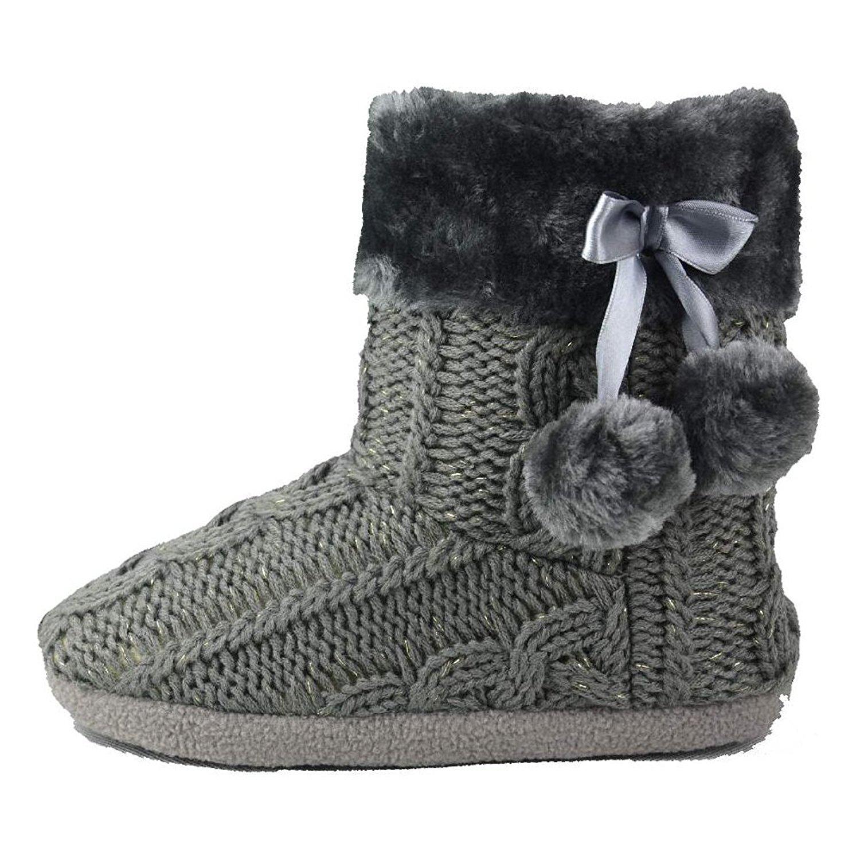 VECJUNIA Boys Girls Snow Boots Thicken Sneakers Fluffy Fleeced Shoes Outdoor