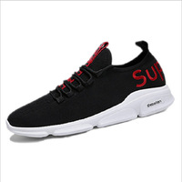 2019 Hot Fashion Famous Brand Comfortable Casual Shoes Men Shoes Light Adult Sapatos Hommes Cheap Lace up shoes