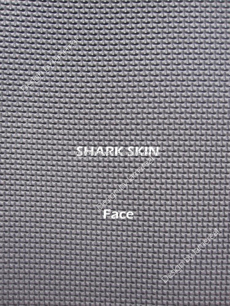 2mm Neoprene Shark Skin Rubber Sbr Cr Embossing Sheet Soft