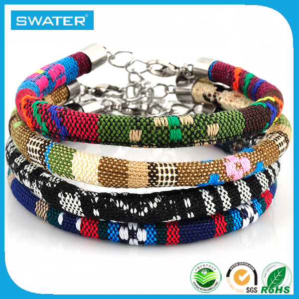 2015 New Design European Fashion China Wholesale Handmade African Friendship Bracelets