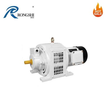 Electromagnetic Speed Adjustable Ac Three-Phase Asynchronous Motor