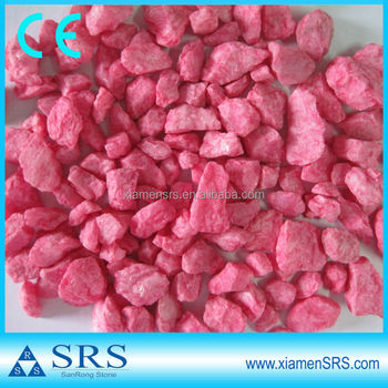 Natural Pink Colored Gravel For Gardens Buy Colored Gravel For