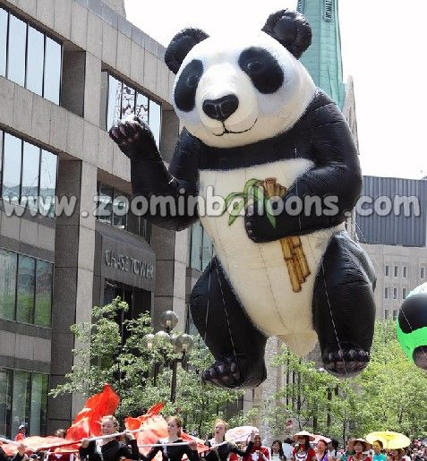 The best seller for <strong>inflatable</strong> helium balloon,<strong>inflatable</strong> panda for sale N1026