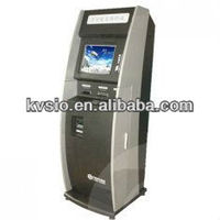 Multi function Foreign currency exchange, Bill payment Self service Retail Mall Kiosk