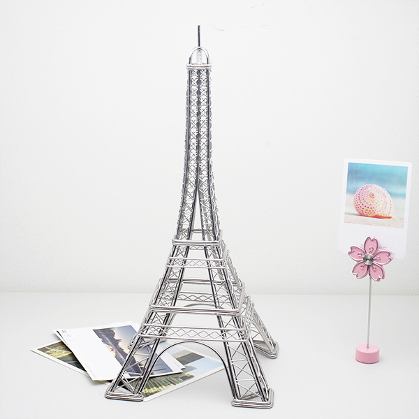 Eiffel Tower Model Big Size Stainless Steel Wire Craft
