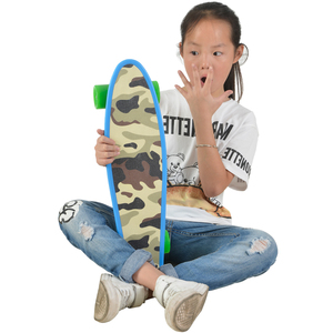 Most Popular Outdoor Sport Aluminum Trucks Kids Drift Board Skate