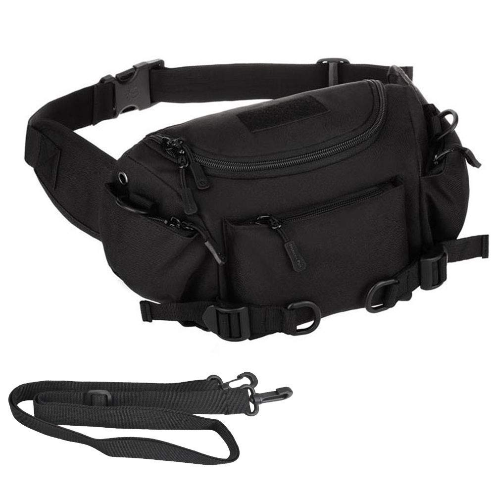 6e51c9c9c235 Get Quotations · JFFCESTORE Waterproof Tactical Waist Pack