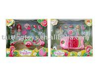 Strawberry Shortcake Doll - Buy Doll,Plastic Toy,Strawberry Girl ...
