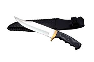 12in Tops Mountain Lion Knife Old Timer Mountain Lion Knife Bowie Knife Western Bowie Knife Elite Bowie Knife