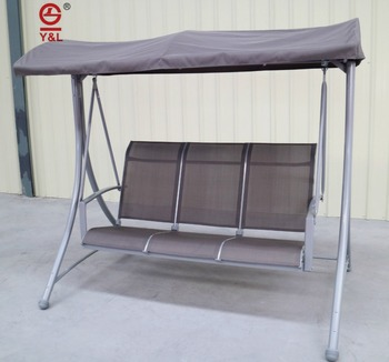 3 seater outdoor swings for adult indoor hanging swing. Black Bedroom Furniture Sets. Home Design Ideas