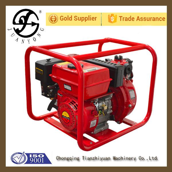 6 5hp gasolina con motor 113psi 71gpm bomba de agua de for Motor de presion de agua