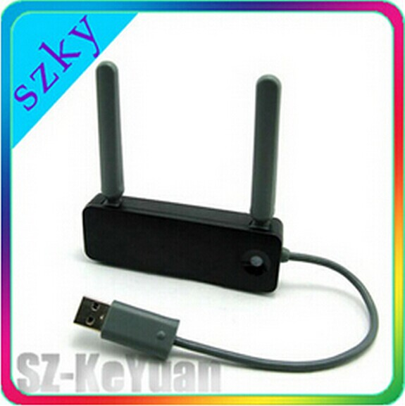 High Quality Brand New for XBOX 360 Dual Antenna Network Adapter