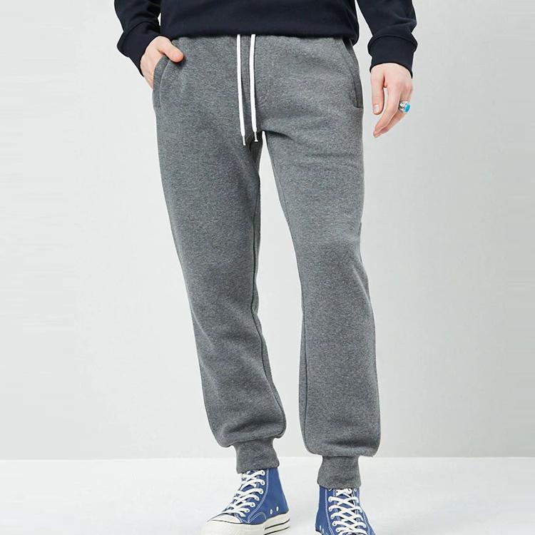 Mstyle Mens Jogger Pants Drawstring Contrast Color Elastic Waist All Casual Pants