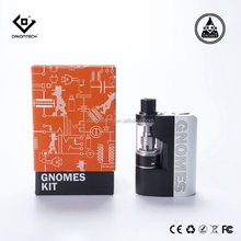 Gnomes KIT doctor review of electronic cigarette vs magic flight vaporizer