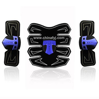 Ultimate ABS Stimulator For Women : Easy Operation Abdominal Trainer Set | Premium Ab Muscle Toning & Arm/Leg Toner Belts