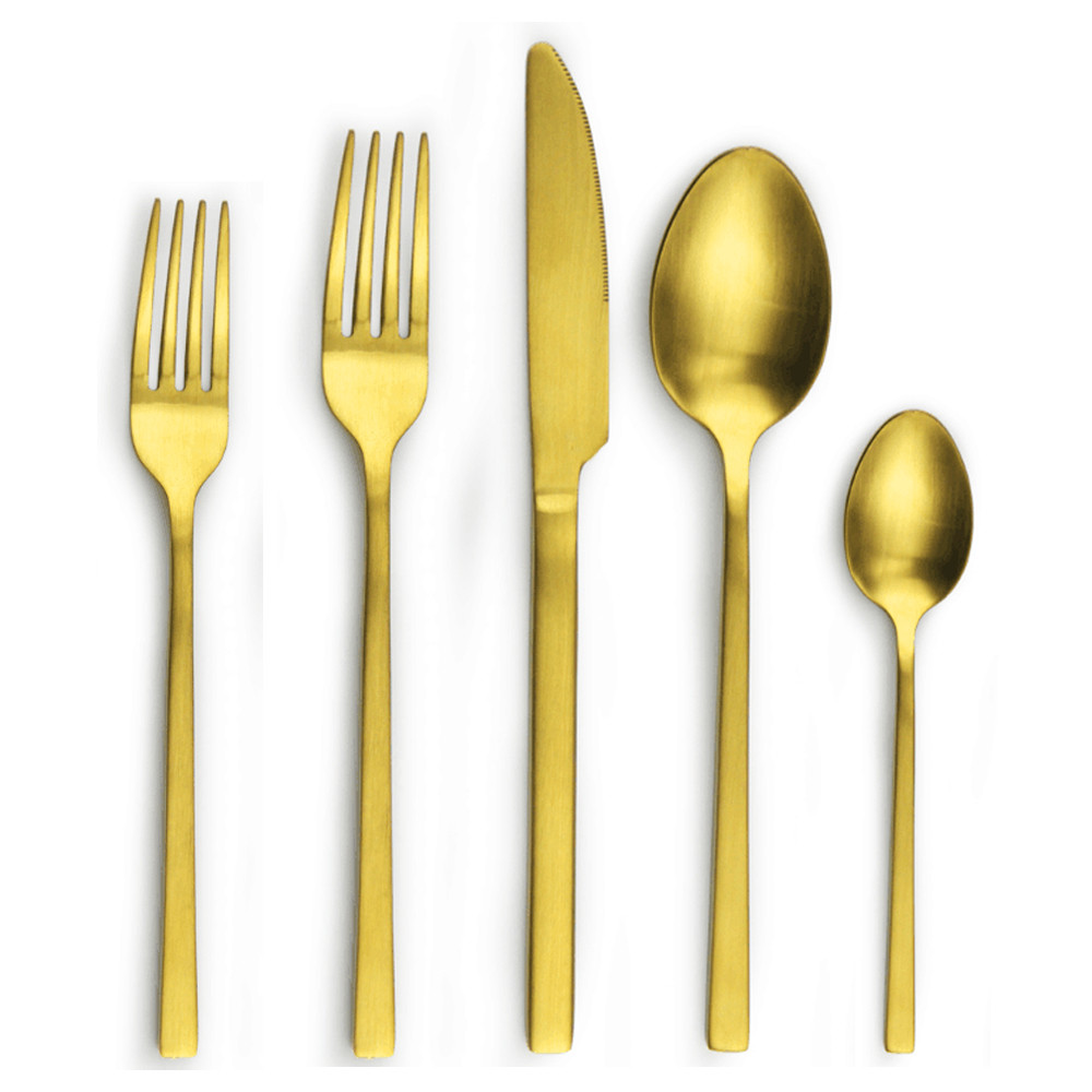 how to clean stainless steel flatware